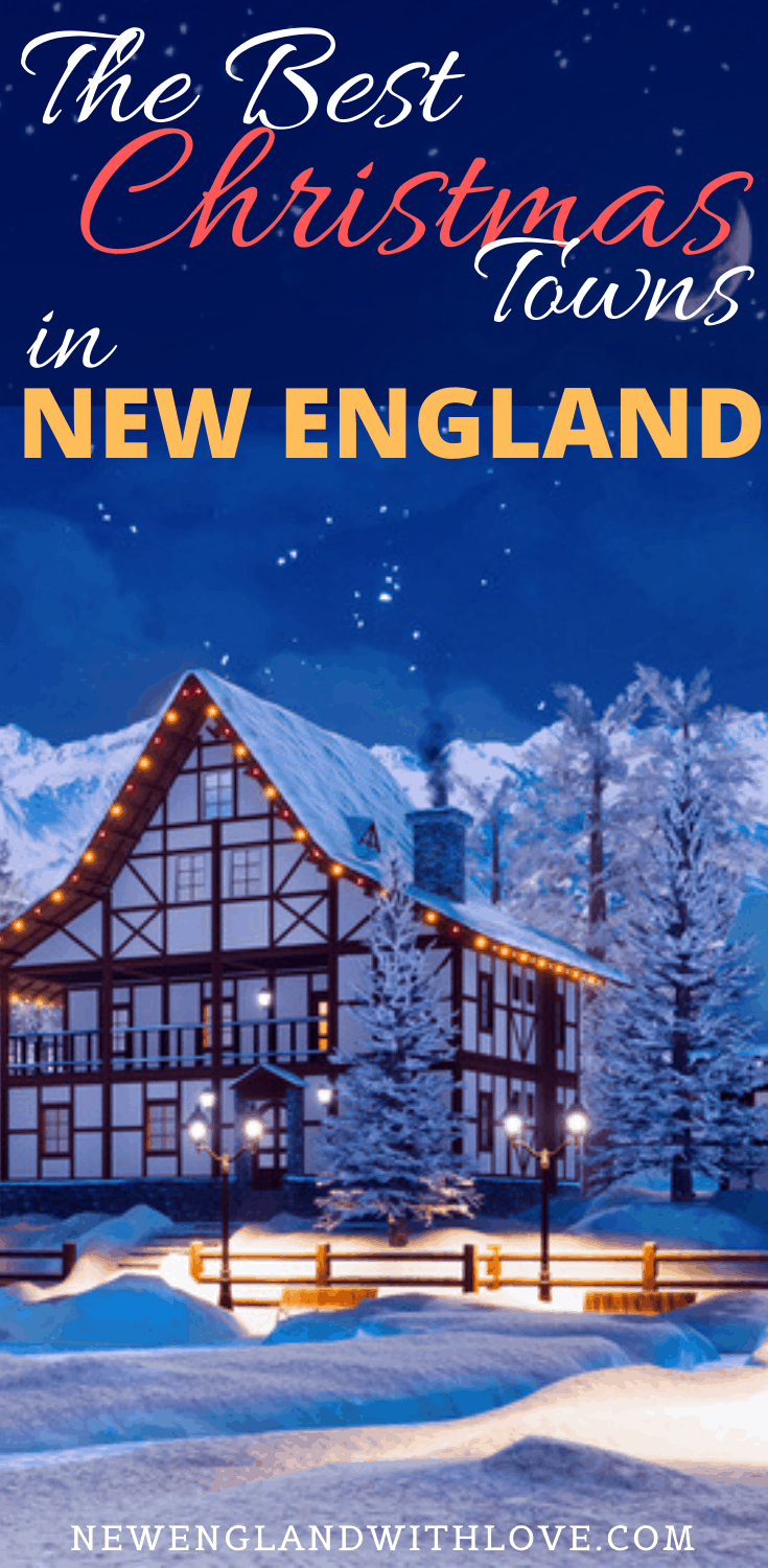 Christmas In New Hampshire 2021 5 Magical New England Christmas Towns That Are Straight Out Of A Hallmark Movie New England With Love