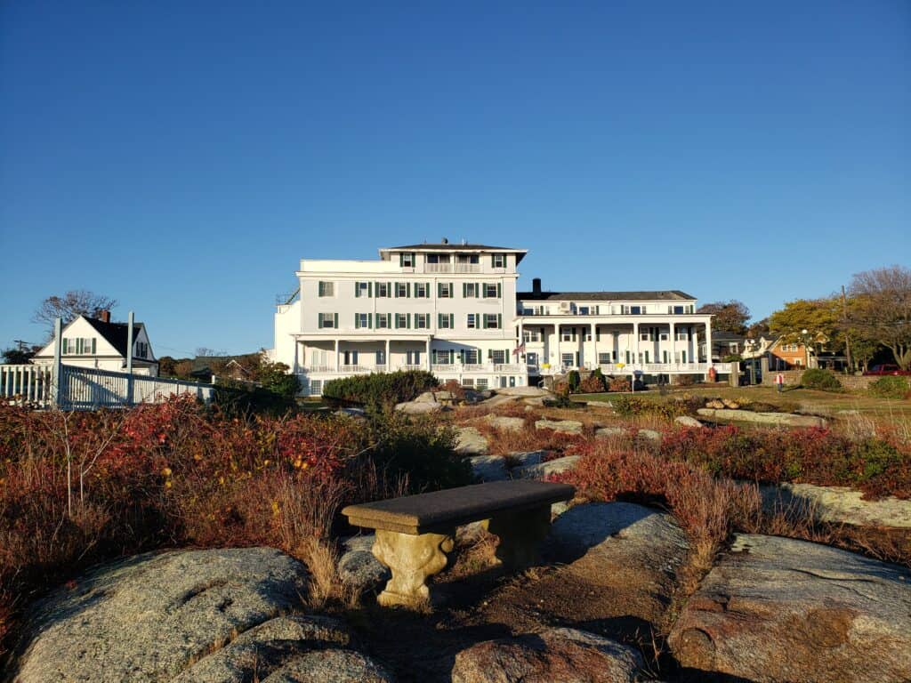 emerson inn rockport photo from the front
