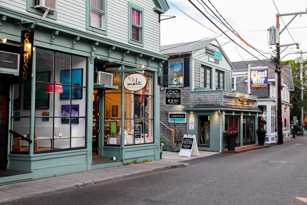 storefronts on cape cod
