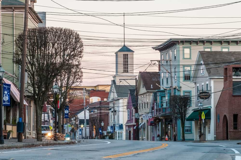 Small Towns in RI