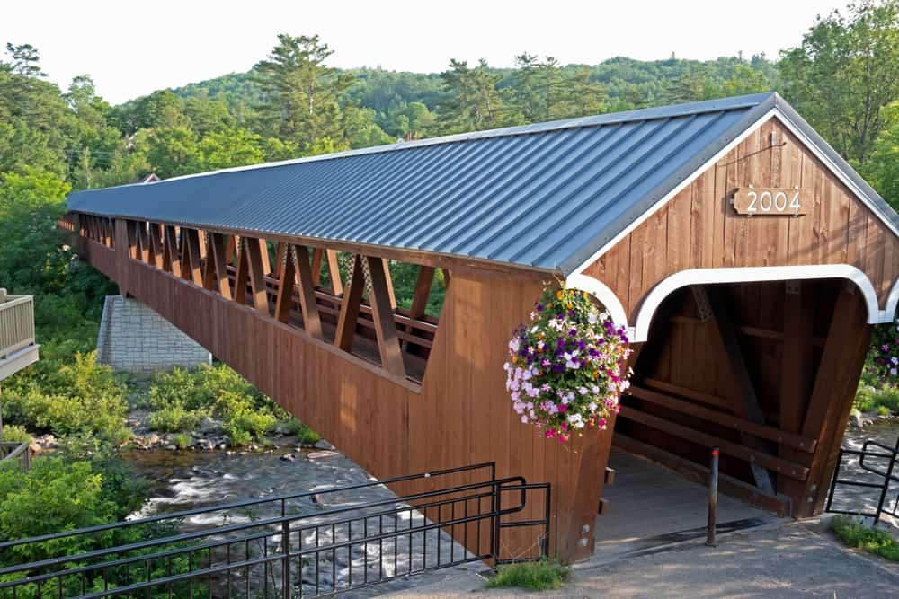 Littleton covered bridge